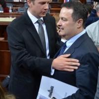 Sa predsednikom Vlade Srbije (16.04.2014.)
