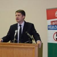 Lakossági fórum Magyarcsernyén